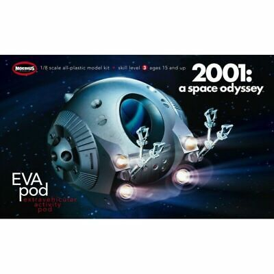 Moebius Models 2001: A Space Odyssey EVA Pod 1:8 Scale Model Kit MMK2001-4 • 199£