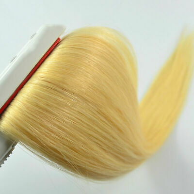 $36.38 • Buy 100g Straight 100% Human Hair I Tip Stick Keratin Hair Extensions Pre Bonded New