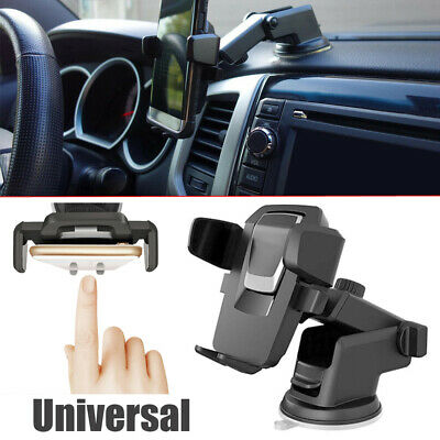 $7.66 • Buy 360° Mount Holder Car Windshield Stand Car Accessories For Mobile Cell Phone GPS