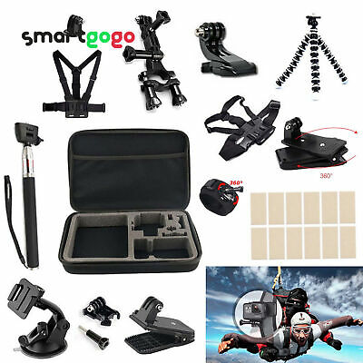 $ CDN53 • Buy 49pcs For Gopro Hero7 6 5 4 3 3  2 1ant DJI OSMO Action Camera Accessories BSG