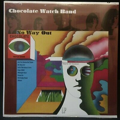 Chocolate Watch Band 'No Way Out' Vinyl LP Reissue • 20£