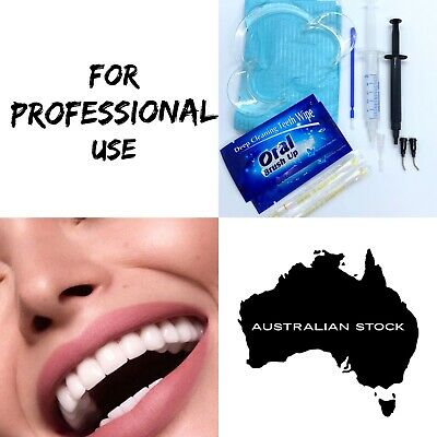 AU24.90 • Buy Teeth Whitening Kit Peroxide Or Sensitive Option - For In Salon Use