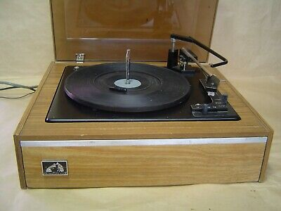 AU200 • Buy HMV Turntable Record Player Stacker. Plays 78s