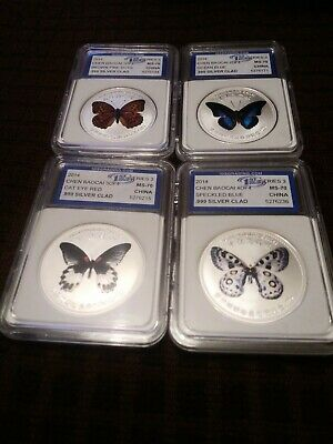 $40 • Buy Butterfly Coins