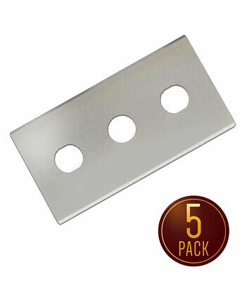 Pack Of 5 Replacement Blades For Non Scratch Hob Scraper  • 1.80£