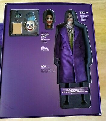 $416.11 • Buy Hot Toys DX 11 Joker 2.0 1/6 Scale... Excellent Condition!!