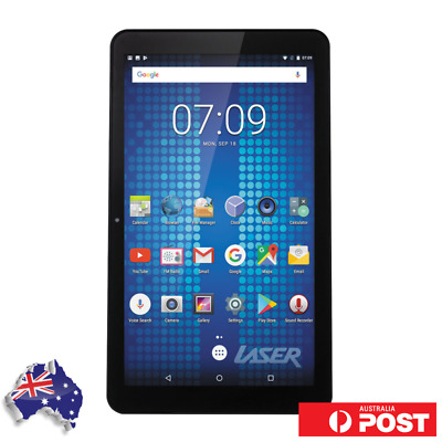 AU98.95 • Buy Laser 10 Inch Quad Core Android 8GB Tablet