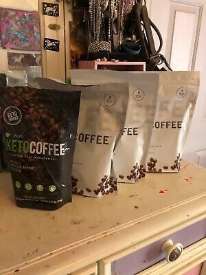 $57 • Buy Keto Coffee It Works