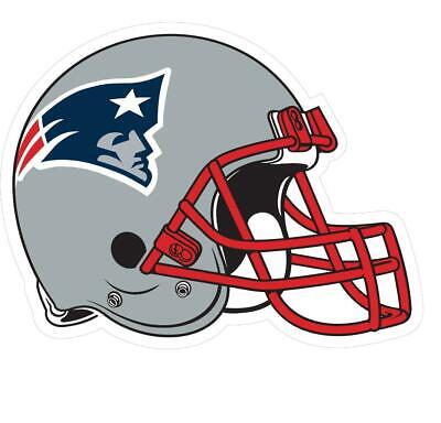 $1.99 • Buy New England Patriots Helmet Decal ~ Car / Truck Vinyl Sticker - Wall Graphics