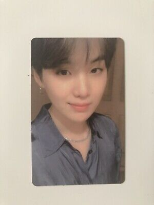 $12.99 • Buy BTS Map Of The Soul: Persona Official Photocard Suga / Yoongi Version 2