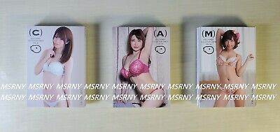 $ CDN47.07 • Buy MSRNY Juicy Honey 39 Chinami Ito、Anri Okita、Mana Sakura 72P Set