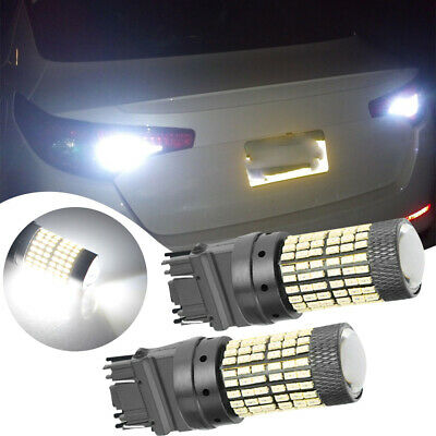 $ CDN14.47 • Buy 2X 6000K 1200lm 48W 144SMD 3157 LED Reverse Bulb Backup Signal Light Auto Parts