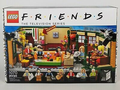 $99.88 • Buy LEGO IDEAS #21319 TV Series FRIENDS Central Perk-Brand New  (Free Shipping)