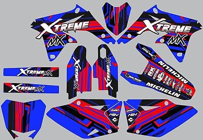 $95.99 • Buy Graphic Kit For Honda CRF450 CRF 450 2002-2004 Decals Stickers