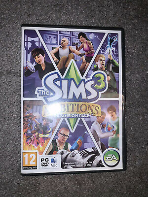 The Sims 3 Ambitions Expansion Pack PC/ MAC FAST AND FREE POST📦 • 4.70£