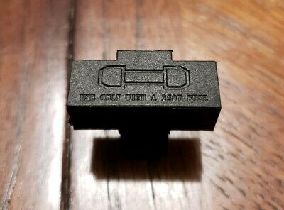 $8 • Buy M-AUDIO BX5a Studiophile Studio Monitor PARTS - FUSE HOLDER ONLY
