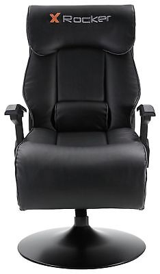 £299.99 • Buy Good Condition X-Rocker Elite Pro PS4 Xbox One 2.1 Audio Gaming Chair-GO105.