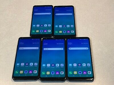 $ CDN328.65 • Buy Lot Of 5 LG Stylo 4 PLus LM-Q710WA 32GB AT&T Smartphones C Stock