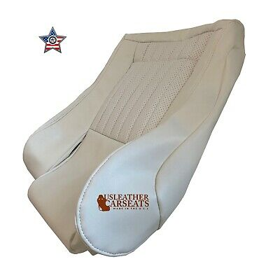 $136.99 • Buy 1996 Pontiac Firebird Trans Am Driver Bottom Synthetic Leather Seat Cover White