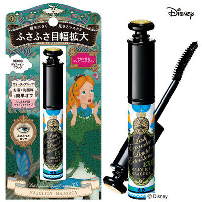 $17.64 • Buy [MAJOLICA MAJORCA ALICE WONDERLAND] Lash Expander Liquid Extensions Mascara NEW