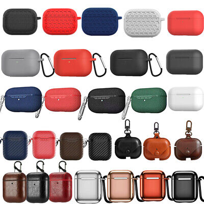 $ CDN4.45 • Buy Shockproof AirPods Case + Keychain Protective Cover Skin For AirPod 1/2/Pro 3