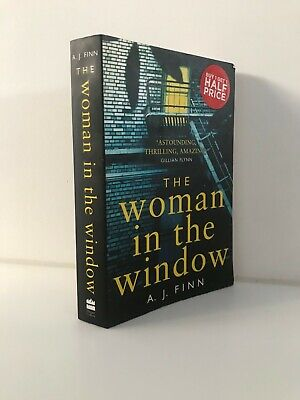 AU9 • Buy The Woman In The Window | Book By A.J. Finn