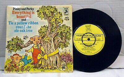 Pinky And Perky - Everything / Tie A Yellow 7  Vinyl 45 RPM 1973 FP 10043  • 6.99£