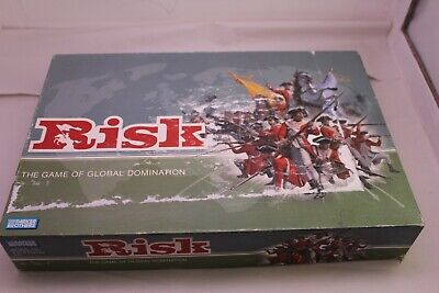 $19.99 • Buy Parker Brothers Risk 2003 Board Game Of Global Domination War Family