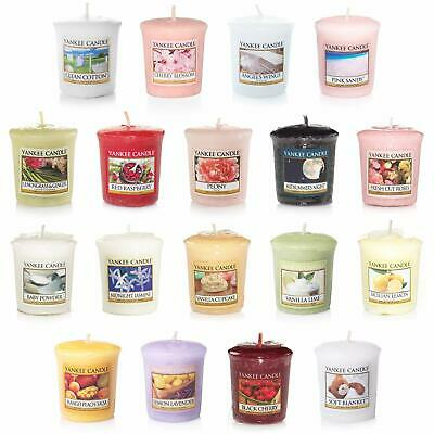 £19.99 • Buy 18 X Official Yankee Candle Votive Samplers Assorted Fragrances -All Different