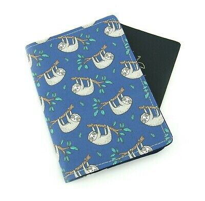 AU19 • Buy Sleepy Sloth Passport Cover, Passport Holder, Kids And Adults Travel Accessories