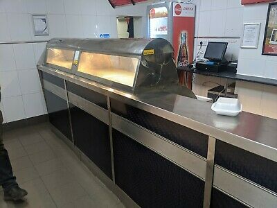 Chip Shop Takeaway For Sale: Walsall - Kebabs & Pizza, All Set Up Just Eat Etc • 22,500£