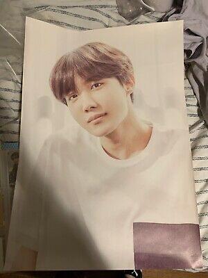 $16 • Buy Bts 24/7 Serendipity Exhibition Oneul Jhope Official Poster