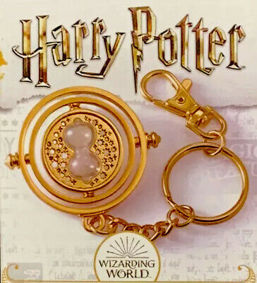 $19.50 • Buy The Noble Collection Wizarding World Harry Potter  Time-Turner Key Chain