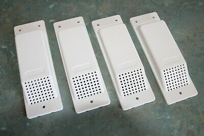 AU24 • Buy Shipping Container Wall Vents, Grey, Durable Plastic, Weatherproof - Pack Of 4