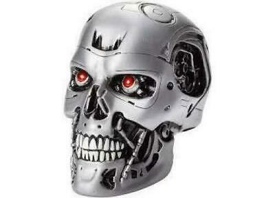 £8.59 • Buy Offical T-800 Movie Terminator Genisys Half Scale Endo Skulls Collectible Cyber