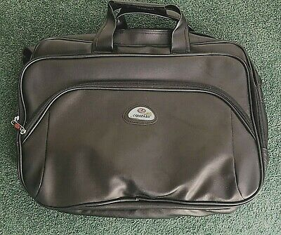 Briefcase Holdall Bag Black 15 X 19 X 5 Inches  • 4.99£