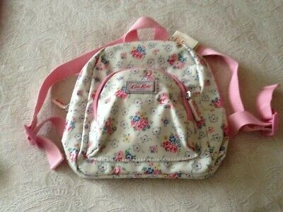 Cath Kidston 'kids' Oilcloth Backpack New With Tags • 9.99£