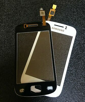 For Samsung Galaxy S6500 Mini 2 Digitizer Front Touch Screen Lens Glass White • 6.92£