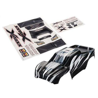 AU152.99 • Buy Traxxas X-Maxx ProGraphix Body W/Decal Sheet 7711x