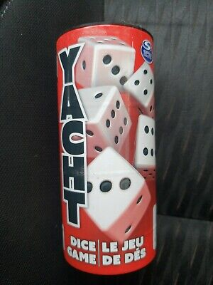 AU7.44 • Buy YACHT Dice Game * New  * All Ages * 1 Or More Players Fun Travel Game Yahtzee