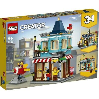 AU55 • Buy LEGO Creator 3 In 1 Townhouse Toy Store 31105