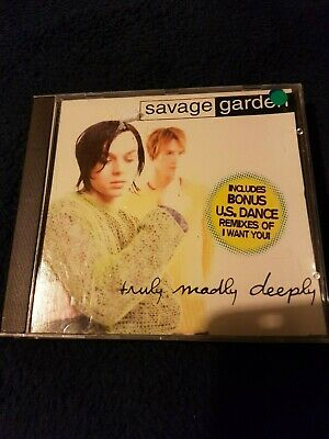 AU6.70 • Buy Savage Garden – Truly Madly Deeply