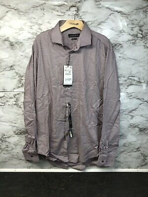 $29.99 • Buy NWT Zara Man Dress Shirt 2XL Smart Shirt # W