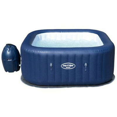 Hawaii Bestway Square Lay-Z-Spa Inflatable Hot Tub Airjet Spa 4-6 Person • 9,779.99£