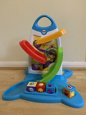 Fisher-Price - Roller Blocks Play Wall • 8£