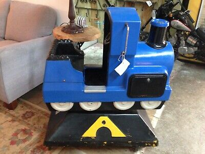 Coin Operated Train Kids Ride Arcade Machine  • 450£