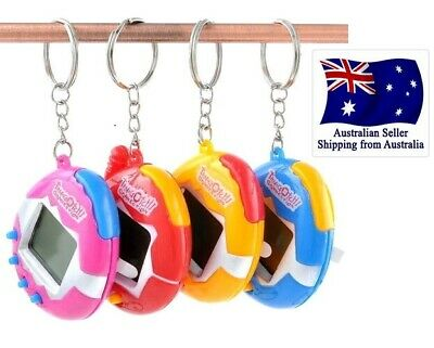 AU7.79 • Buy Tamagotchi Connection Virtual Cyber Pet Toy Electronic Keyring Party Bag Fillers