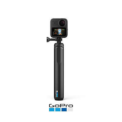 AU69.95 • Buy GoPro Official Max Grip + Tripod Adjustable 23 To 56cm Self-stick All Hero Model