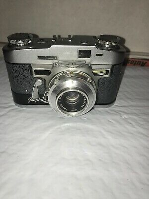 $ CDN42.23 • Buy Vintage Graphic 35 Camera In Nice Condition Cam7