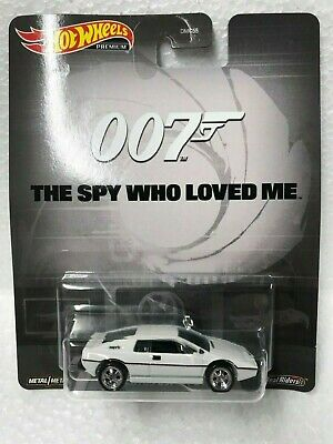 $ CDN7.36 • Buy Hot Wheels Retro 007 1977 Lotus Esprit S1 The Spy Who Loved Me #DMC55-G